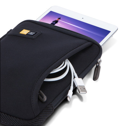 "Case Logic TNEO-108 Ipad Mini 7"" Tablet Sleeve with Pocket"