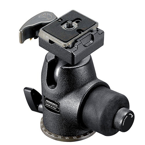 Manfrotto 468MGRC2 Hydrostatic Ball Head w/RC2 Rapid Connect Plate