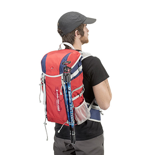Manfrotto MB OR-BP-20RD Offroad Hiker Backpack 20L For DSLR/CSC