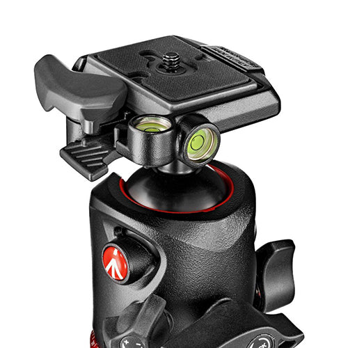 Manfrotto MHXPRO-BHQ2 XPRO Ball Head In Magnesium With 200PL Plate