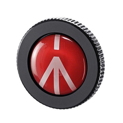 Manfrotto ROUND-PL Round Quick Release Plate For Compact Action