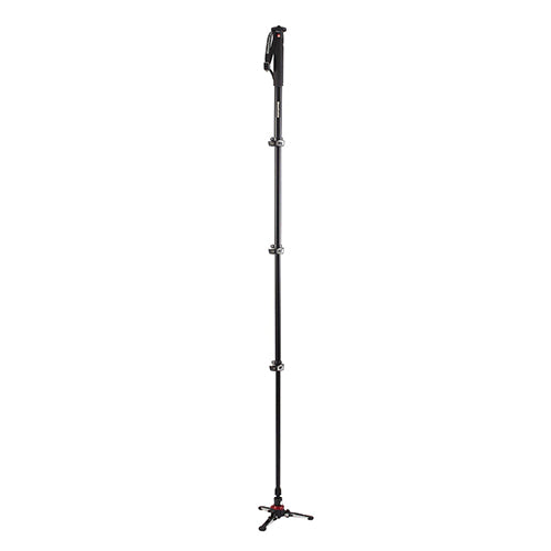 Manfrotto MVMXPROA4 4-Section Aluminum Monopod