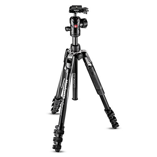 Manfrotto MKBFRLA4BK-BH Befree Advanced Aluminum Travel Tripod Lever