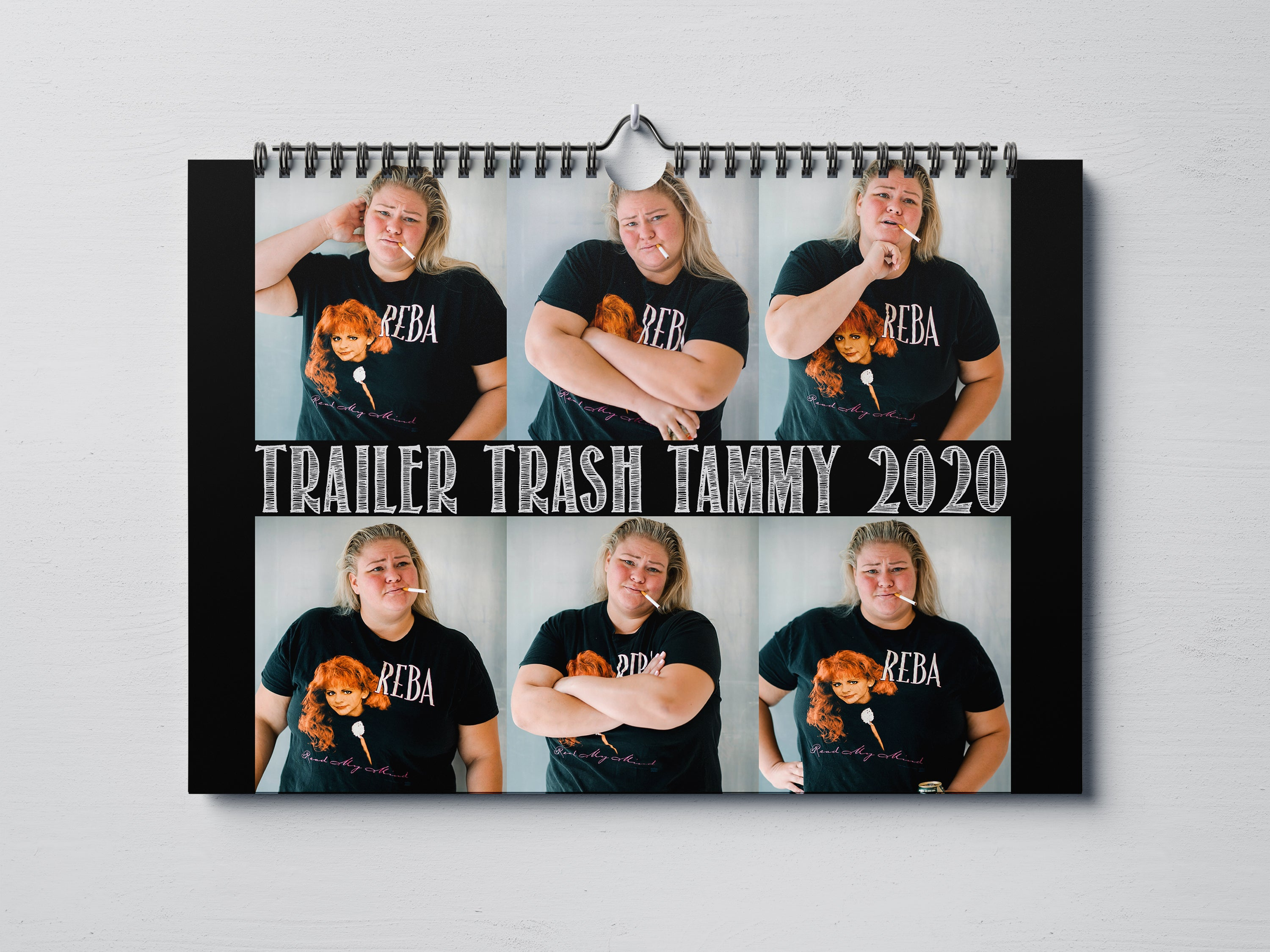 Trailer Trash Tammy 2020 Rated PG Calendar