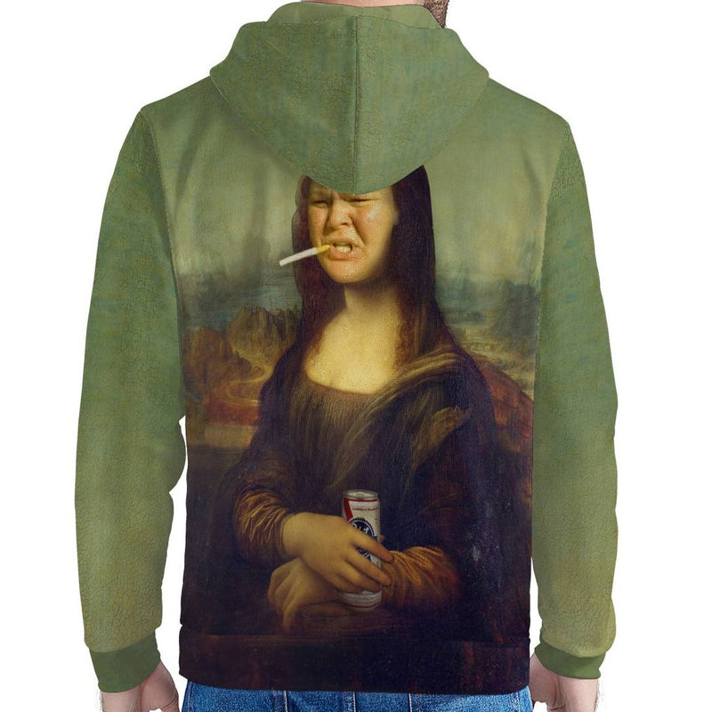 Mona Tammy All Over Print Hoodie