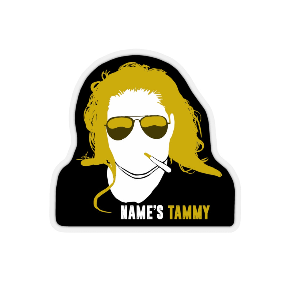 Name's Tammy Sticker