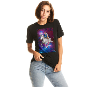 Space Unicorn Tee
