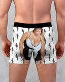 Men's Sexy Tammy Maid Boxer Briefs