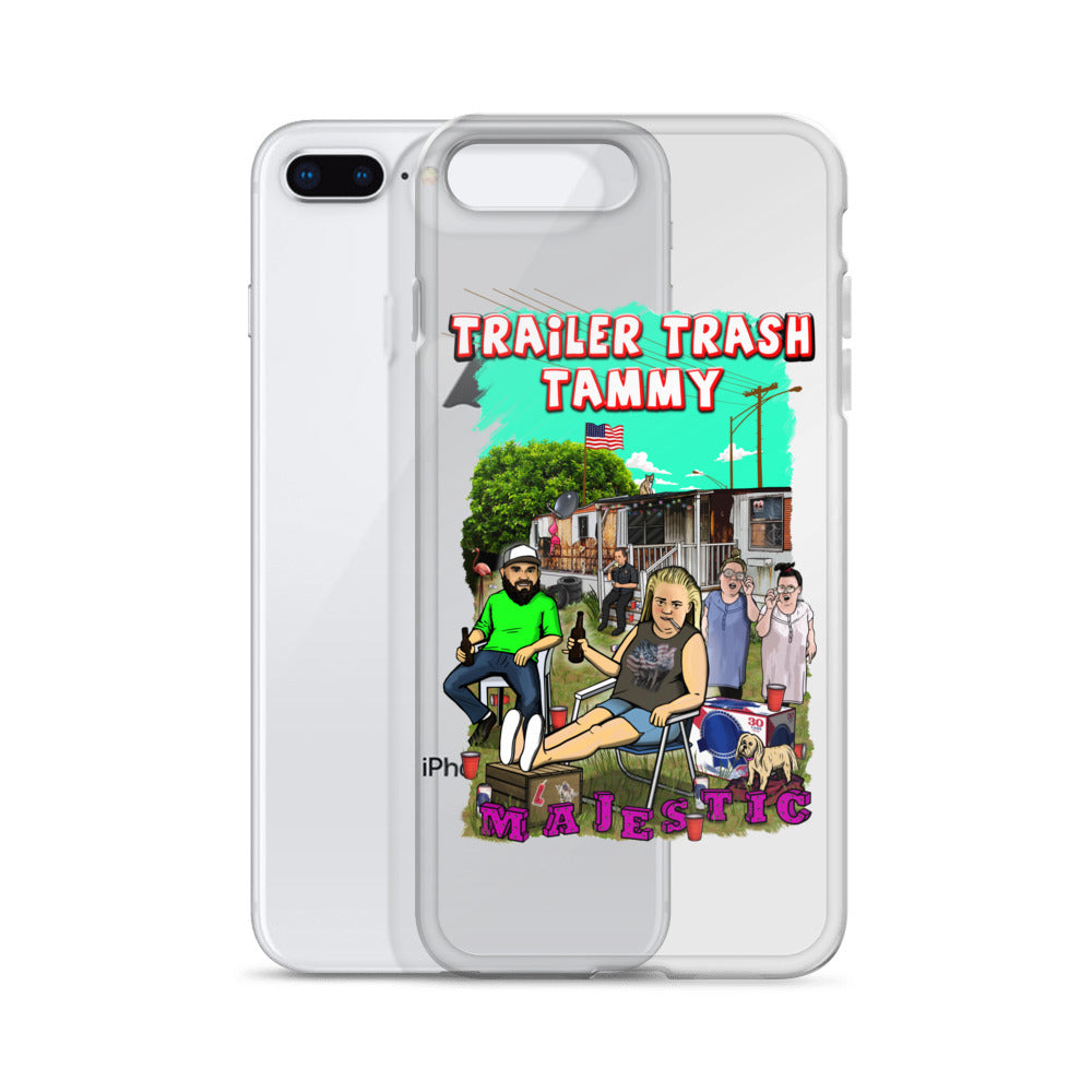 Trailer Park Life iPhone Case