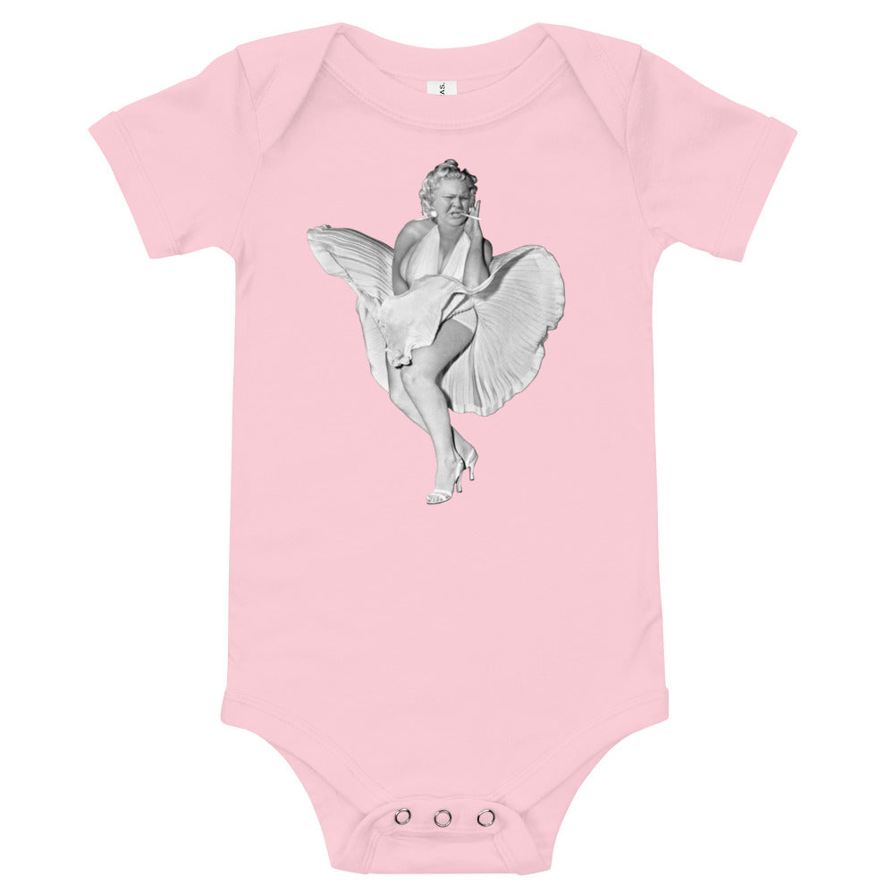 Marylin Tammy Baby Onesie