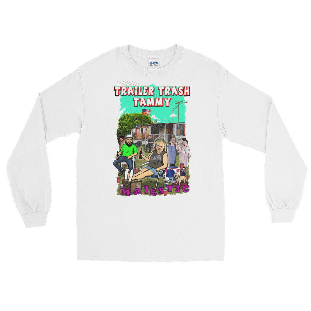 Trailer Park Life Long Sleeve T-Shirt