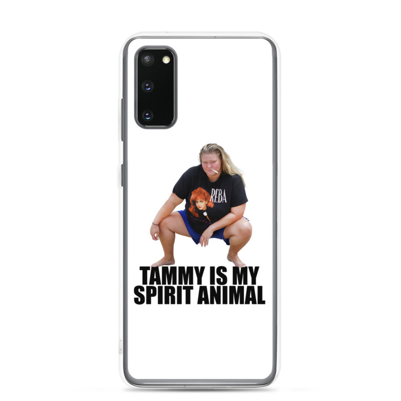 Spirit Animal Samsung Case