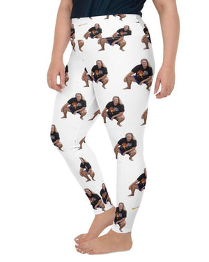 Tammy Squat Full Length Plus Size Leggings