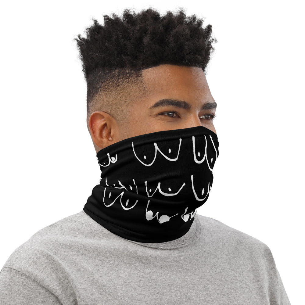 Titties Face Mask/Neck Gaiter