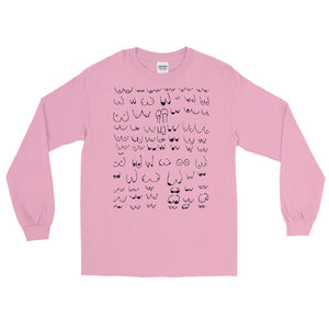 Titties Long Sleeve T-Shirt