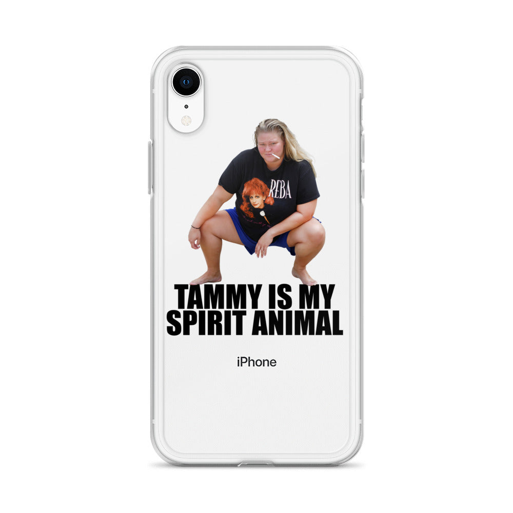 Spirit Animal iPhone Case