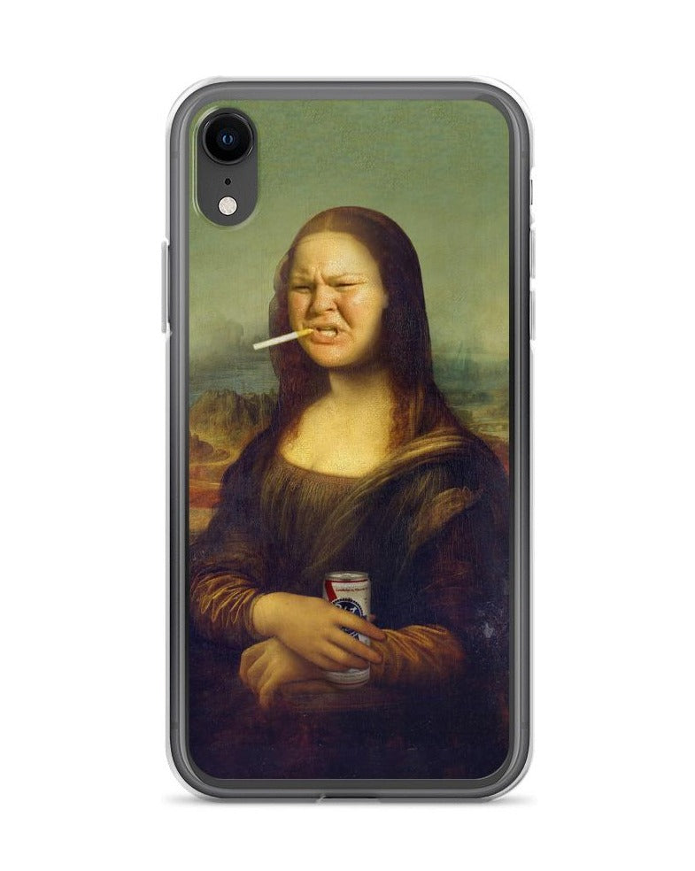 Mona Tammy iPhone Case