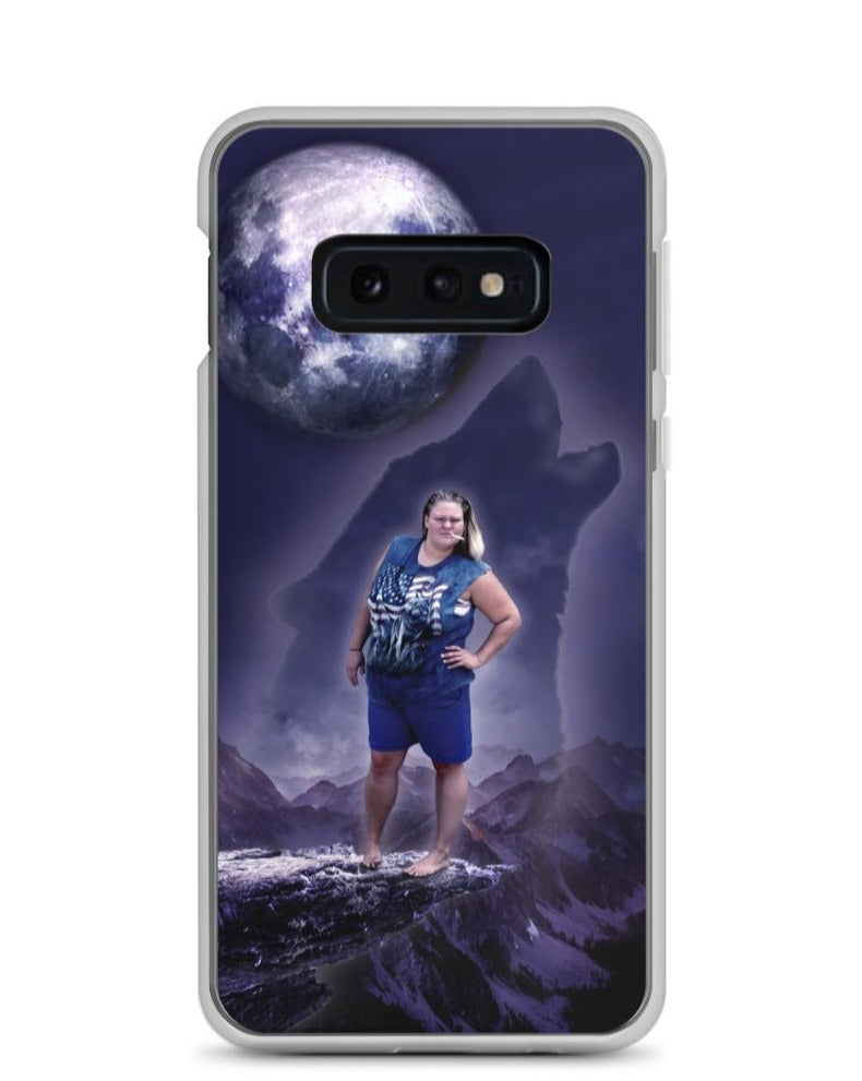 Wolf Samsung Phone Case