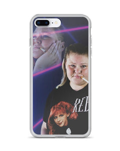 Trailer Trash Tammy Dreamy Tammy iPhone case in iPhone 7 plus/7s plus