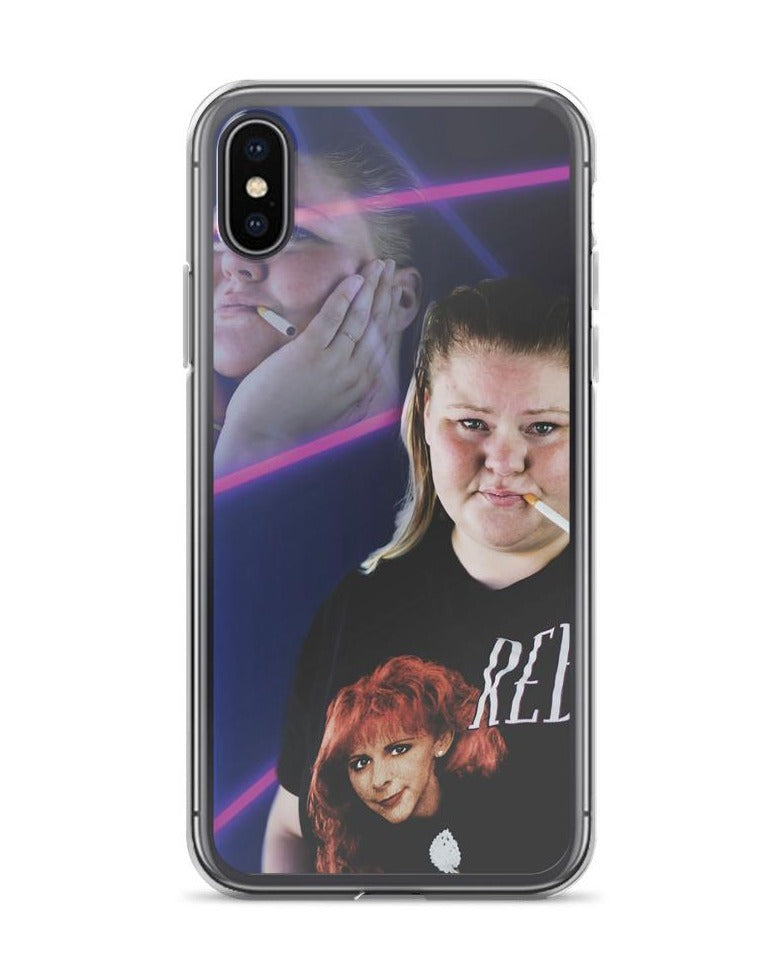 Trailer Trash Tammy Dreamy Tammy iPhone case in iPhone X