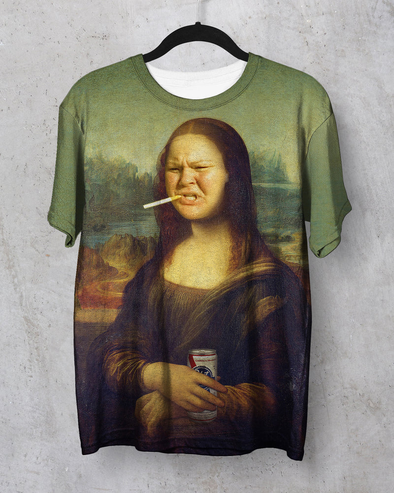 Mona Tammy All Over T-Shirt