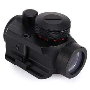 Outlife Hunting Accurate Tactical Holographic Red Green Dot Sight Scope  20mm Rail Mount Hunting Riflescopes