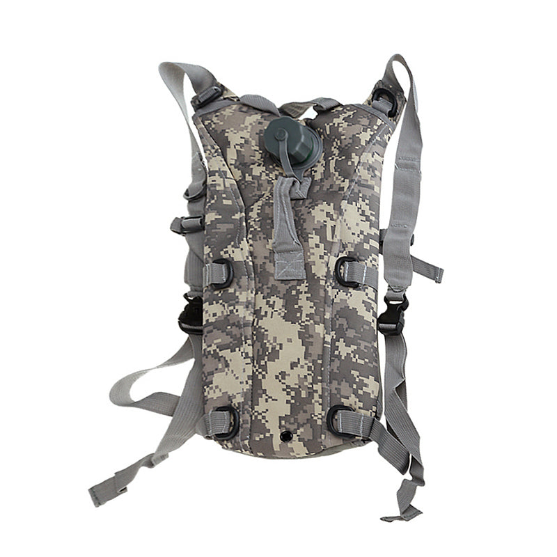 Outdoor Sport 2.5L Army Tactical Hiking Water Reservoir Backpack Bag with Bladder ACU