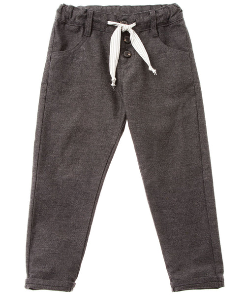Tocoto Vintage Boys Twill Trousers