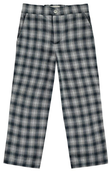 Benedita Earl Grey Trousers