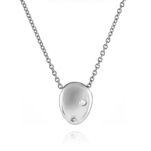 Load image into Gallery viewer, Single Pebble Pendant