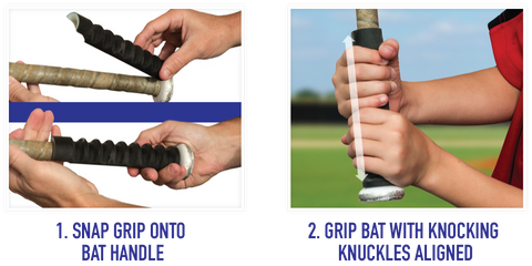 How to Use It - Bat Grip