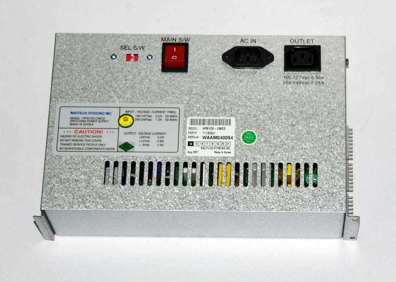 Hyosung Power Supply, Refurbished