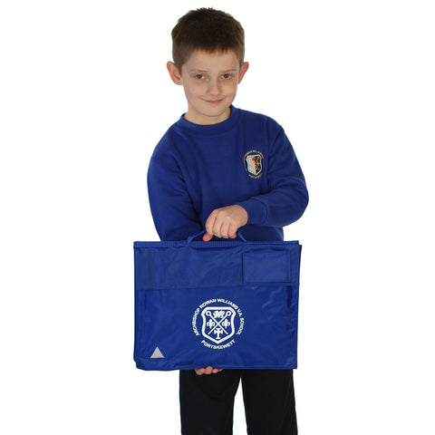 Archbishop Primary School Bookbag with Logo