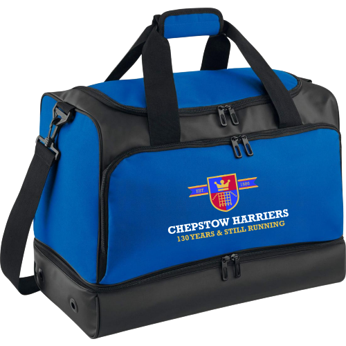 Chepstow Harriers - Hardbase sports holdall
