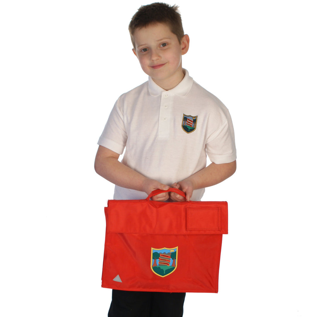 Castle Park School Bookbag with Logo