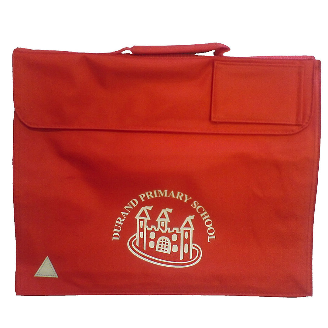 Durand School Bookbag with Logo