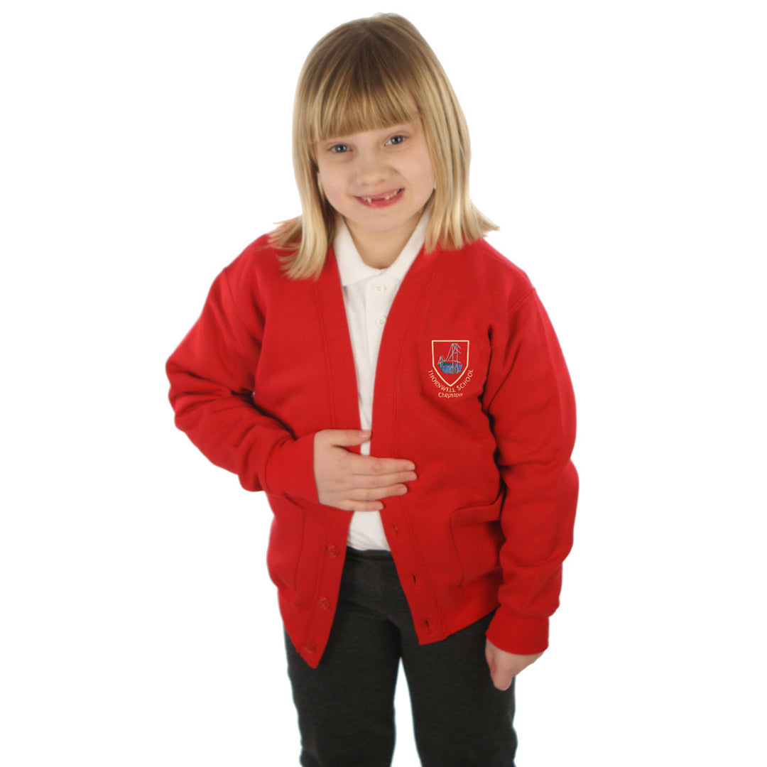 Thornwell Primary School Cardigan with Logo