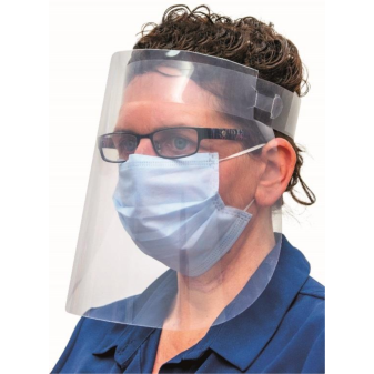 COVID-19 - Face Visor (Pack of 4)