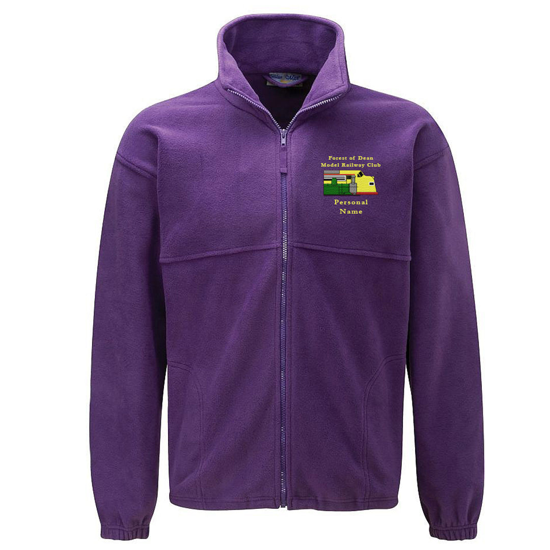 Forest of Dean Model Railway Club Fleece