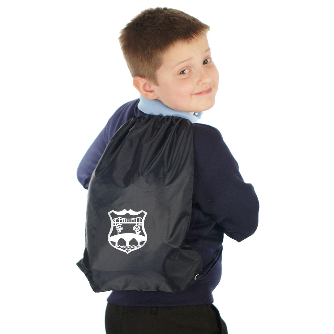 Pembroke School Gymsac with Logo