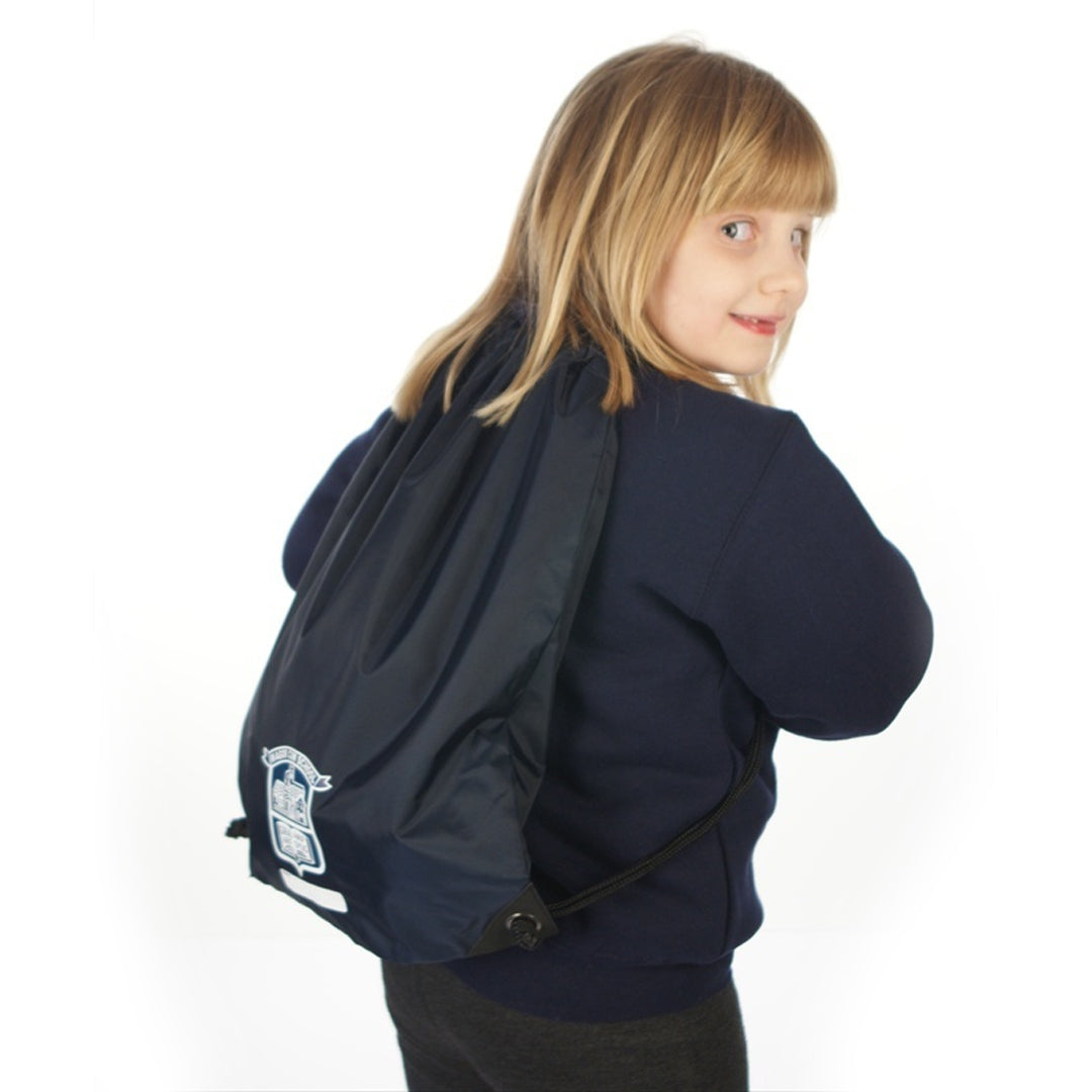 Magor CIW School Gymsac with Logo