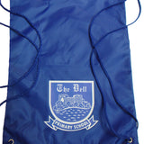 The Dell School Gymsac with Logo