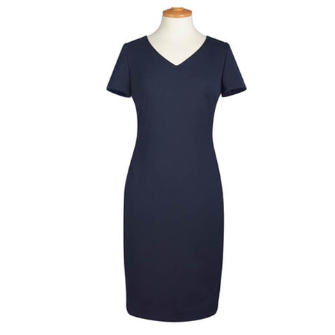 Corinthia V-neck Dress