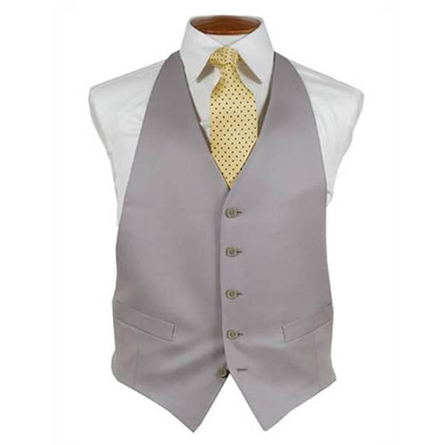 Morning Suit Waistcoat