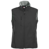 BASIC SOFTSHELL VEST LADIES