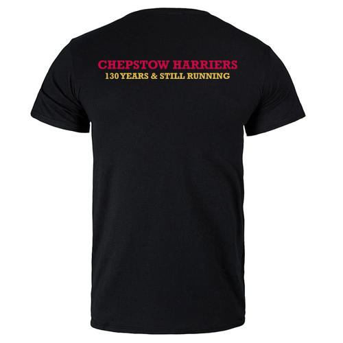 Chepstow Harriers - Men's performance t-shirt