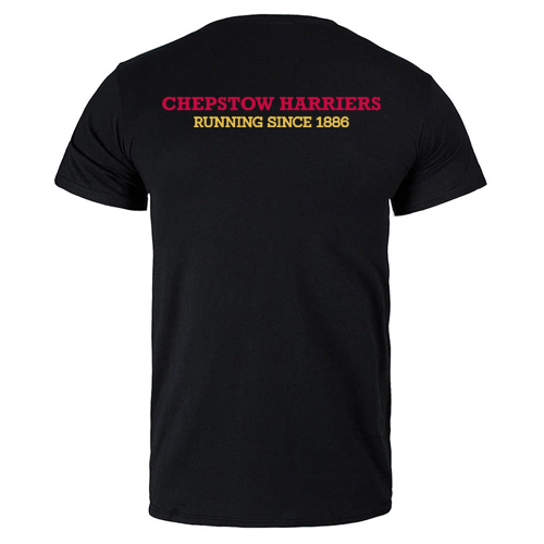 Chepstow Harriers - Men's Gildan performance t-shirt