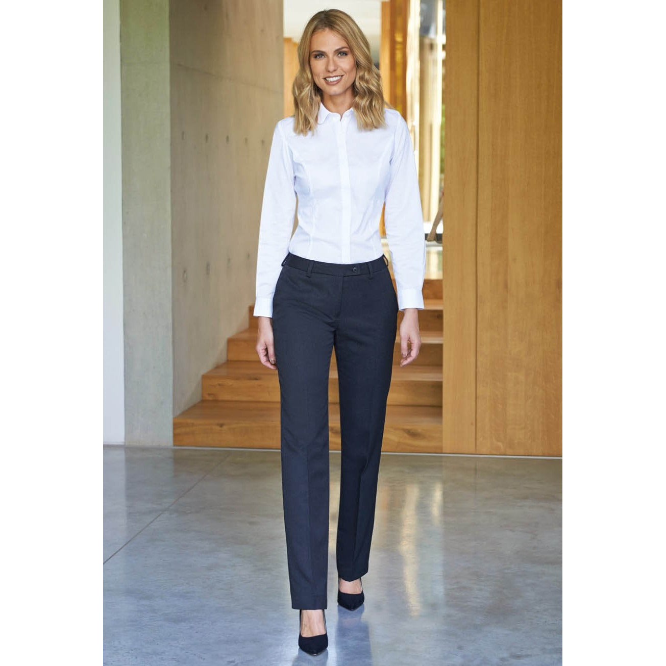 Aura Straight Leg Trouser