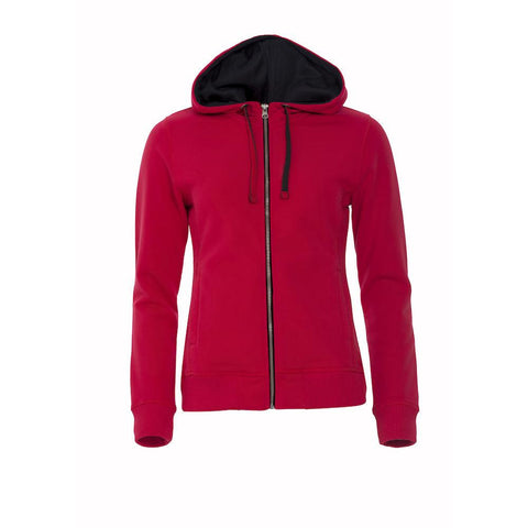 CLASSIC HOODY FULL ZIP LADIES