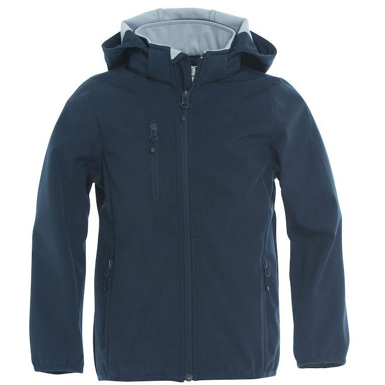 BASIC SOFTSHELL JACKET JUNIOR #020909